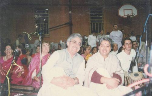 Sahaja Yoga- Sanjay Talwar - Immaculate Ideal Human Foundation